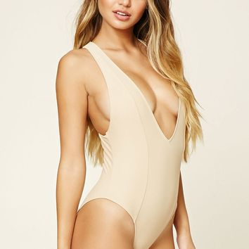 Plunging One-Piece