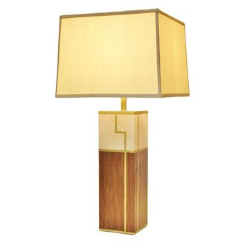 Pre-owned Jackson Kline Collection Mid-Century Lamp