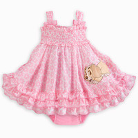 Lady Woven Dress for Baby