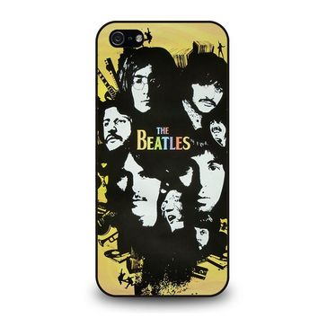 THE BEATLES 6 iPhone 5 / 5S / SE Case Cover