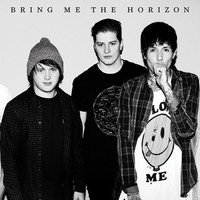 BRING ME THE HORIZON - MUSIC POSTER / PRINT (THE GUYS - BLACK & WHITE)