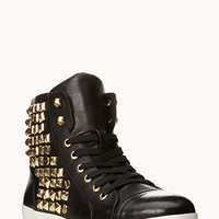 Stud Queen High-Tops