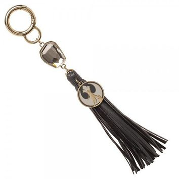 Star Wars Episode 8 Rey Crystal Tassel Keychain