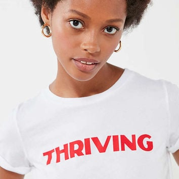 Project Social T Thriving Tee | Urban Outfitters