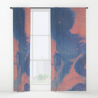 Don't give Yourself away Window Curtains by DuckyB