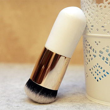 Fashion Makeup Foundation Brushes MakeUp Brush Chubby Pier Professional Cosmetic zoeva brochas BB cream pincel maquiagem