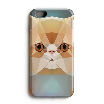 Persian Cat iPhone 8 Plus Case iPhone X Case