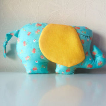 Free shipping, elephant nursery, elephant toy