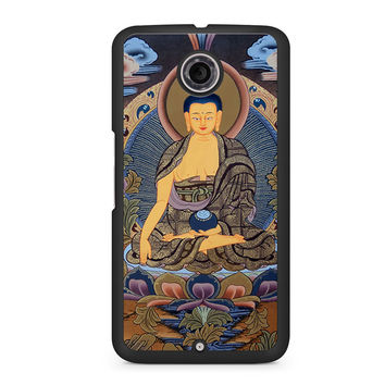 Thangka Buddhist Nexus 6 case