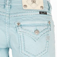 Miss Me Frayed Stretch Short - Women's Shorts   Buckle