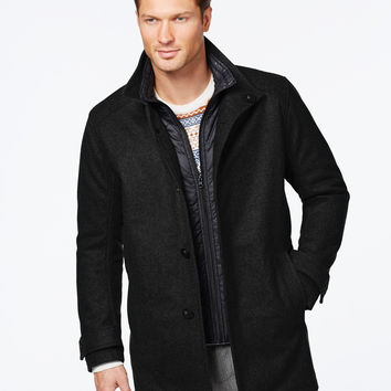 Marc New York Big & Tall Morningside Coat