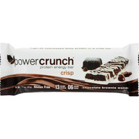 Power Crunch Protein Bars - Chocolate Brownie Wonder - 40 Grm - Case Of 12
