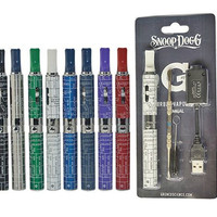 Snoop Dogg Dry Herb Vaporizer Starter Kit