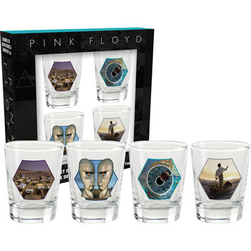 Pink Floyd - Shot Glass Set