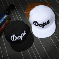 Casual Korean Couple Hip-hop Hats Stylish Fashion Cap Outdoors Sports Baseball Cap [9730952771]