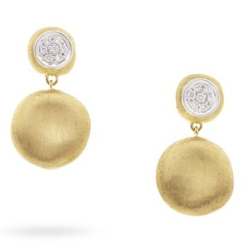 Marco Bicego Jaipur Diamond Drop Earrings | Nordstrom