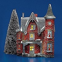 Department 56 Snow Village Turn of the Century # 50040 Year 1985 Extremely Rare