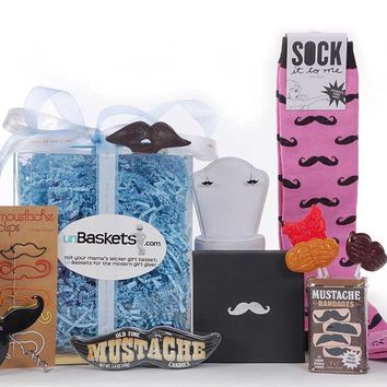 The Mrs. Mustachio - Whimsical & Unique Gift Ideas for the Coolest Gift Givers