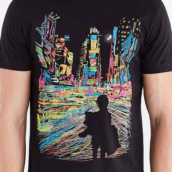 Threadless City Never Sleeps Tee