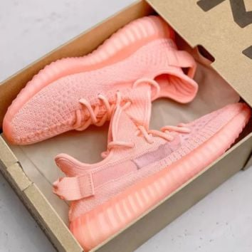 Adidas Yeezy Boost 350 V2 Static Pink - Best New Fashion Online Sale Shoes Pink