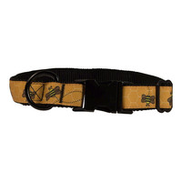 Dog Collar Busy Bee Pattern