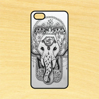 Elephant Hamsa Hand Phone Case iPhone 4 / 4s / 5 / 5s / 5c /6 / 6s /6+ Apple Samsung Galaxy S3 / S4 / S5 / S6