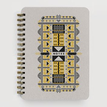 Wire Bound Notebook (Lined)