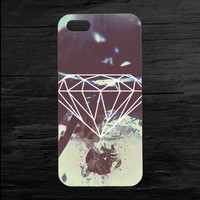 Diamonds are Forever iPhone 4/4s and iPhone 5 Case