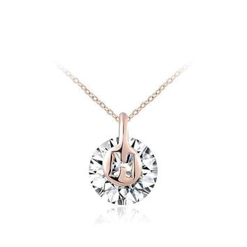 Jewelry Stylish Shiny New Arrival Gift Crystal Necklace [9281902404]