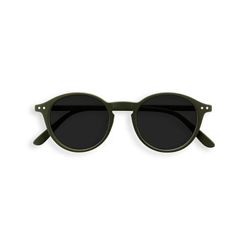 Izipizi - #D Kaki Green Sunglasses / Grey Lenses
