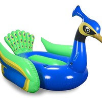 Peacock Inflatable Premium Quality Giant Size Pool Float