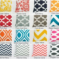 Pillow Covers - Boho Chic! Hottest Decor Trend!