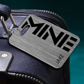 Luggage Tags Free Personalization