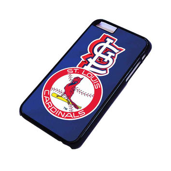 ST. LOUIS CARDINALS iPhone 6 Plus Case
