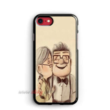 Carl And Ellie iphone 8 plus cases Up Disney samsung case Pixar iphone X cases
