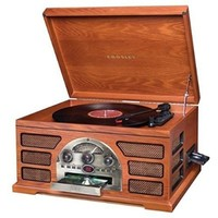 Crosley Stereo Turntable Sound System Cr66-pa Rochester