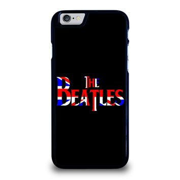 THE BEATLES NEW DESIGN BRITISH iPhone 6 / 6S Case