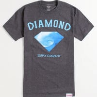 Diamond Supply Co Wave Tee at PacSun.com