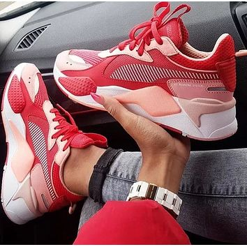 PUMA Woman Men Casual Running Sport Shoes Sneakers