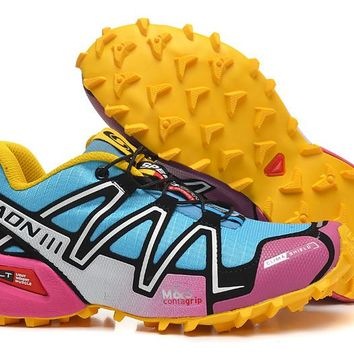 Women's salomon shoes cheap trail running shoes q_51745726_0006