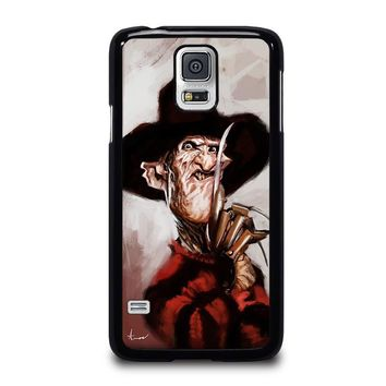 freddy krueger 3 samsung galaxy s5 case cover  number 1