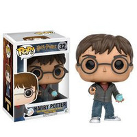 POP! HARRY POTTER 32: HARRY POTTER WITH PROPHECY