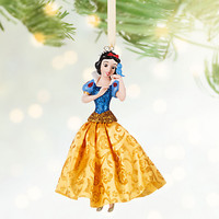 Disney Store 2016 Snow White Sketchbook Christmas Ornament New With Tags
