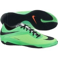 Nike Men's Hypervenom Phelon IC Indoor Soccer Shoe - Green/Black | DICK'S Sporting Goods