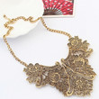 Queen of the Gardens Statement Necklace