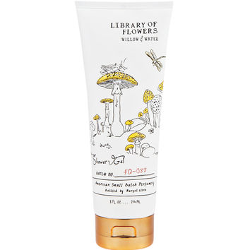 Willow & Water Shower Gel, 8 oz. - Library of Flowers