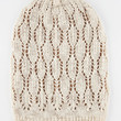 Double Layer Beanie Natural One Size For Women 26393942301