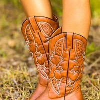 Dirt Road Diary Boots
