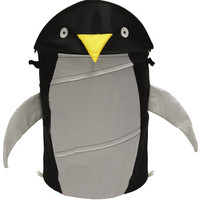 Innovative Home Creations Penguin Hamper Round & Reviews | Wayfair