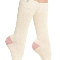 UGG® Colorblock Wool Blend Socks | Nordstrom